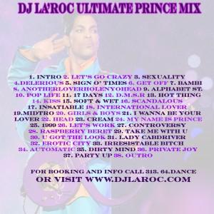 prince bk website